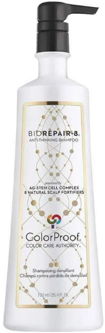 ColorProof BioRepair-8 Anti-Thinning Shampoo 25.4 oz (picture doesn't resemble size)