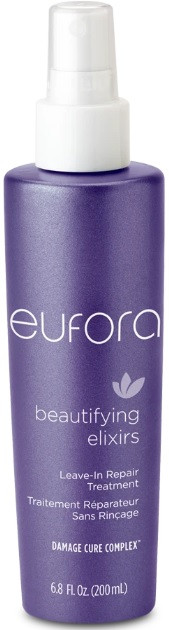 Eufora Beautifying Elixirs Leave-In Repair Treatment 6.8 oz