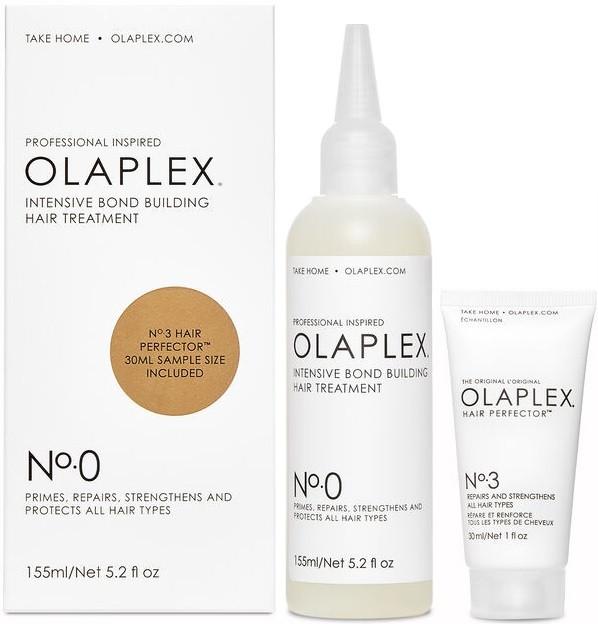 Olaplex No.0 Intensive Bond Building Hair Treatment Launch Kit