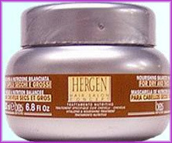 Nourishing Hair Masque Dry/Thin Hair