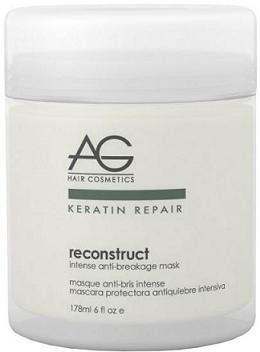 AG Keratin Repair Reconstruct Intense Anti-Breakage Mask 6 oz