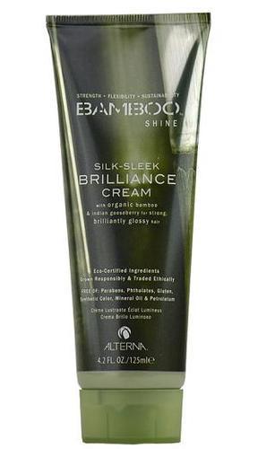 Alterna Bamboo Shine Silk-Sleek Brilliance Cream 4.2 oz