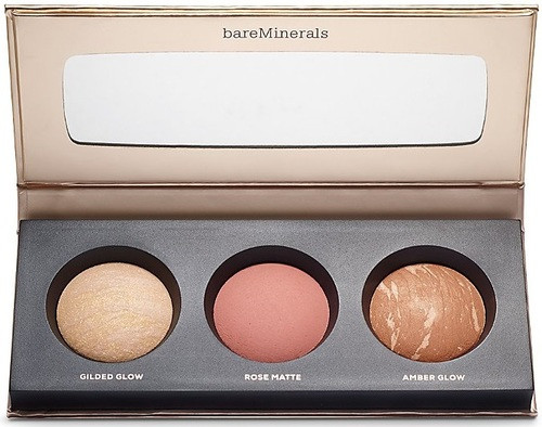 Bare Minerals Glow Together Dimensional Powder Trio 2106 Holiday Set (while supplies last)