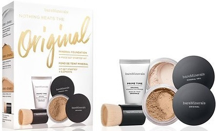 Bare Minerals Nothing Beats The Original Mineral Foundation 4-Piece Get Started Kit