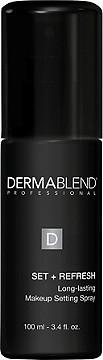 Dermablend Set + Refresh 3.4 oz