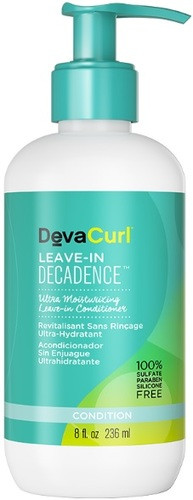 "DevaCurl ""Leave-In"" Decadence Ultra Moisturizing Leave-in Conditioner 8 oz"