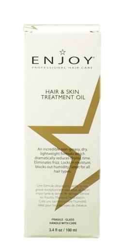 Enjoy Hair and Skin Treatment Oil 3.4 oz
