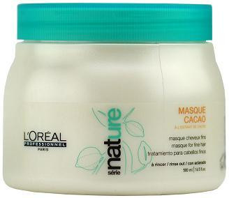 L'oreal Professionnel Serie Nature Masuqe Cacao Masque For Fine Hair 16.9 oz - 50% OFF CLEARANCE
