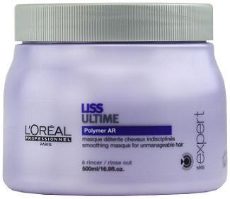 L'oreal Professionnel Serie Expert Liss Ultime Masque 16.9 oz - 50% OFF CLEARANCE