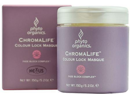 Nexxus Phyto Organics Chromalife Colour Lock Masque 5.2 oz