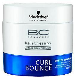 Schwarzkopf BC Bonacure Curl Bounce Butter Treatment 6.8 oz