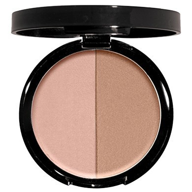 Your Name Contour Powder Duo .46 oz - Afternoon Delight 01