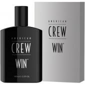 American Crew WIN Eau De Toilette 3.3 oz