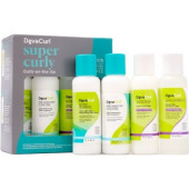 "DevaCurl Curls On The Go, Super Curly ""Decadence"" Travel Size Kit"