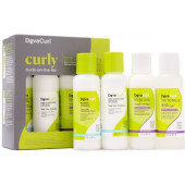 "DevaCurl Curls On The Go, Curly ""Original"" Travel Size Kit"