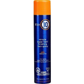 It's a 10 Miracle Super Hold Finishing Hair Spray Plus Keratin 10 oz