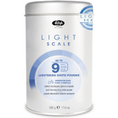 Lisap Light Scale Up To 9 Lightening White Powder 17.6 oz