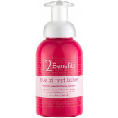 NEW 12 Benefits Love at First Lather 8 oz
