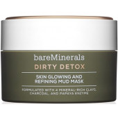 Bare Minerals Skinsorials Dirty Detox Skin Glowing and Refining Mud Mask 2.04 oz