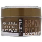 Brazilian Blowout Acai Flexible Molding Clay Wax 1 oz