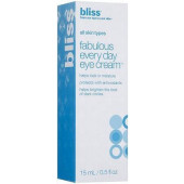 Bliss Fabulous Everyday Eye Cream .5 oz