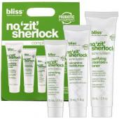 Bliss No Zit Sherlock Complete Acne System Kit
