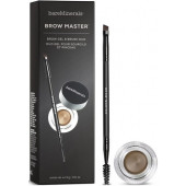 Bare Minerals Browmaster Brow Gel & Brush Duo