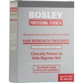 Bosley Hair Regrowth Treatment 5% Formula for Men Box