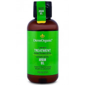 DermOrganic Leave-In Treatment with Organic Argan Oil 4 oz