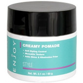 Enjoy Creamy Pomade 2.1 oz (new packaging)