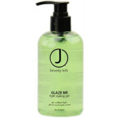 J Beverly Hills Glaze Me Light Styling Gel 8 oz