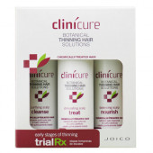 Joico Clinicure Early Stages of Thinning Kit For Chemically Treated Hair