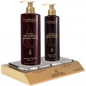 Lanza Keratin Healing Oil Emergency Service Kit