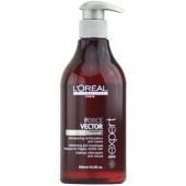 L'oreal Professionnel Serie Expert Force Vector Shampoo 16.9 oz - 50% OFF CLEARANCE