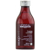 L'oreal Professionnel Serie Expert Force Vector Shampoo 8.45 oz - 50% OFF CLEARANCE