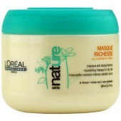 L'oreal Professionnel Serie Nature Masque Richesse Nourishing Masque For Dry Hair 6.7 oz - 50% OFF CLEARANCE