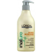L'oreal Professionnel Serie Nature Source De Richesse Nourishing Shampoo For Dry Hair 16.9 oz - 50% OFF CLEARANCE