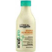L'oreal Professionnel Serie Nature Source De Richesse Nourishing Shampoo For Dry Hair 8.45 oz - 50% OFF CLEARANCE