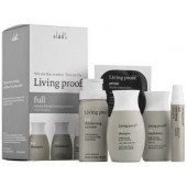 Living Proof Full Travel Kit with Thickening Mousse & Root Lifting Spray