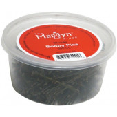 "Marilyn Bobby Pins ""Black"" 300 count"