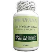 Pravana Biojen 9 Nutri Balance Dietary Supplement 30 Tablets