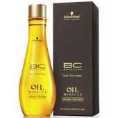 Schwarzkopf BC Bonacure Oil Finishing Treatment 3.4 oz