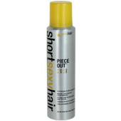 Sexy Hair Short Sexy Hair Piece Out Wax Mousse 4.8 oz
