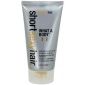 Sexy Hair Short Sexy Hair What A Body Ultra Bodifying Blow Dry Gel 5.1 oz