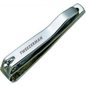 Tweezerman Stainless Steel Toenail Clipper (5011-P)